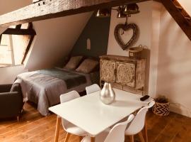 Comme à la maison, apartment in Boulogne-sur-Mer