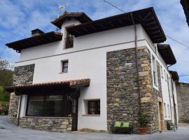 L'Arbolea de Rodiles, country house in Villaviciosa