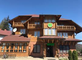 Smerekova Hata, отель в Славском