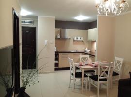 Różany Zakątek, apartment in Sarbinowo