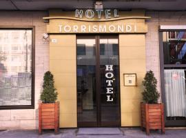 Hotel Torrismondi, hotel in Cuneo