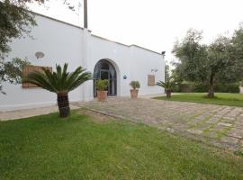 Agriturismo tenuta Margherita, farm stay in Torre Lapillo