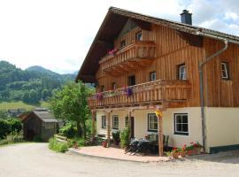 Reitbauernhof Schartner, hotel in Altaussee