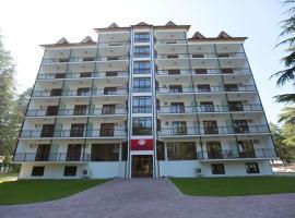 Киараз Арена, отель в Пицунде