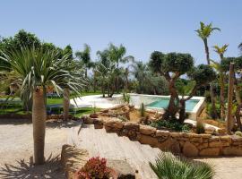 Villa Lekythos, hotel a Agrigento