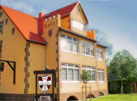 BinzHotel Landhaus Waechter, Hotel in Binz