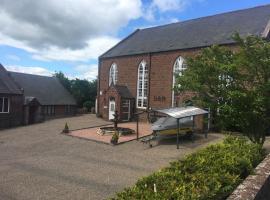 Church House Bed & Breakfast, hotel near Glamis Castle, Kirriemuir