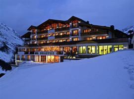 Hotel Bellevue, hotel in Obergurgl