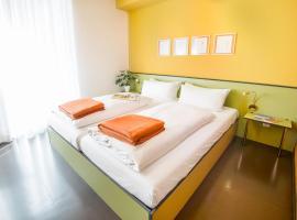 Hotel Bischofslinde, ξενοδοχείο στο Φράιμπουργκ ιμ Μπράισγκαου