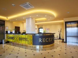 Hotel Admiral Poetovio Ptuj, hotel na Ptuju