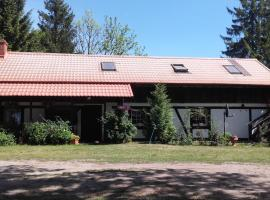 Agroturystyka Pod Dębami w Klukach – hotel w pobliżu miejsca Słowiński Park Narodowy w Smołdzinie