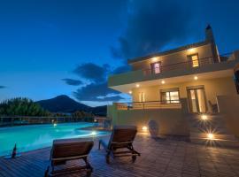Sounio Aeolos Villas, pet-friendly hotel in Sounio