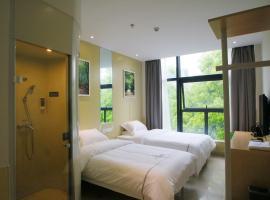 100 Inn Plus Pudong Airport Hotel, hotel near Shanghai Pudong International Airport - PVG,