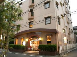 Hotel Ikeda, hotel in Nagasaki