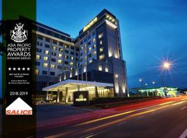 士乃宴賓雅酒店,古來馬來西亞樂高樂園附近的飯店