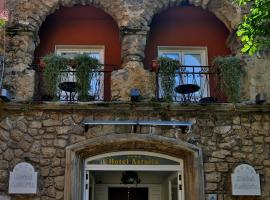 道夫索倫托酒店,索倫托的飯店