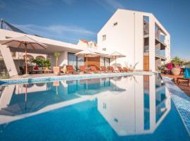 Residence Delta, hotel near Dubrovnik Airport - DBV,