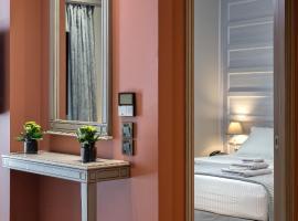 Estia Boutique Apartments, accessible hotel in Athens