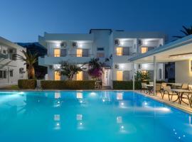 Apollo Philoxenia, pet-friendly hotel in Plakias