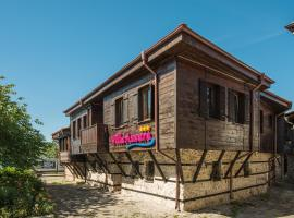 Effect Boutique Villa Azzura - Adults Only, homestay in Nesebar