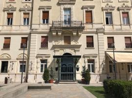 Grande Albergo Quattro Stagioni, hotell i Rieti