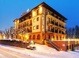 Euro Youth Hotel & Krone, hotel in Bad Gastein