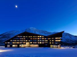 Myrkdalen Resort Hotel, hotell i Myrkdalen