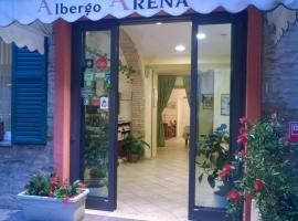 Albergo Arena, hotell i Macerata