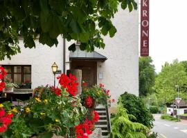 Bed and Breakfast Krone, hotel in Schellenberg