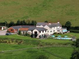 Sid Valley Country House Hotel, hotel in Sidmouth
