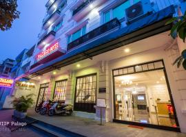 AHA Palago, hotel near Binh Quoi 1, Ho Chi Minh City