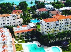 Residencial Las Palmeras de Willy, room in Boca Chica
