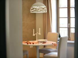 Rennweg 114, apartment in Merano