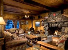 Tamarack Lodge, resort in Mammoth Lakes