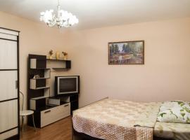 Apartment on Shelkovskaya, hotel near Shchyolkovskaya Metro Station, Moscow