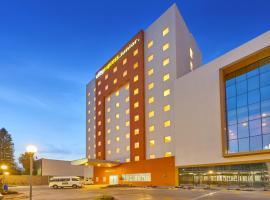 City Express Junior Leon Centro de Convenciones, hotel in León