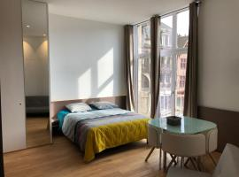 Le plein centre, appartement à Troyes