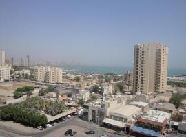 فندق مارينا رويال سويت، شقة في الكويت