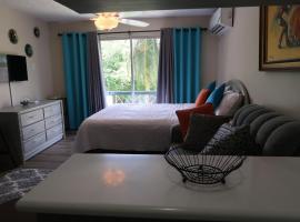 Modern apt in New Kingston, apartment in Kingston