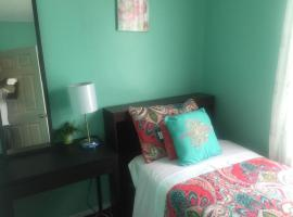 Guest house 5 min. from JFK, hotel near Aqueduct Racetrack, Queens