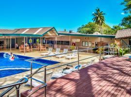 Tanoa Skylodge Hotel, hotel in Nadi
