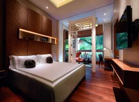 Hotel Fort Canning, luxury hotel in Singapore