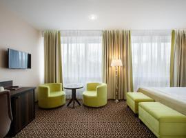 Гостиница Урал, отель в Екатеринбурге