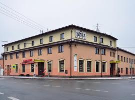Hotel Isora, hotelli Ostravassa