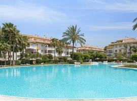 La Dama de Noche Apartment by Dahlia Group, hotel in Marbella