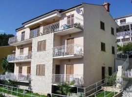 Apartments Villa Adria, B&B in Rabac