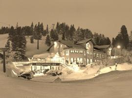Hotel Das Barbara, hotel in Obertauern