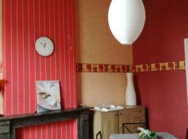 Villa-Valentine, apartment in Namur