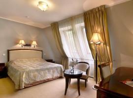 Greenway Park Hotel , отель в Обнинске