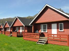 Åpta Camping, hotell i Farsund